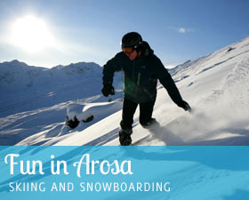 Arosa Ski Resort